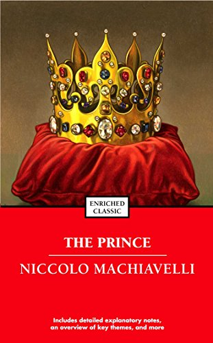 9780743487689: The Prince (Enriched Classics)