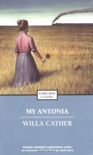 My Antonia By Willa Cather AbeBooks - Willa cather us map