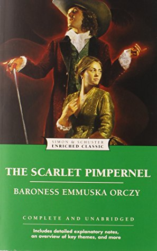 9780743487740: The Scarlet Pimpernel (Enriched Classics (Pocket))