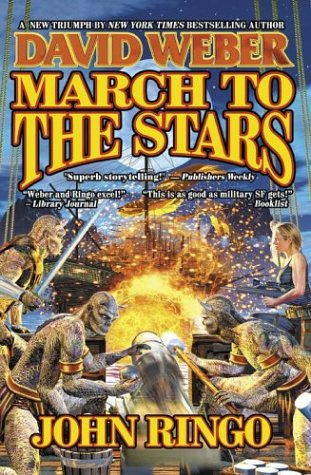 March to the Stars (Prince Roger Series #3)