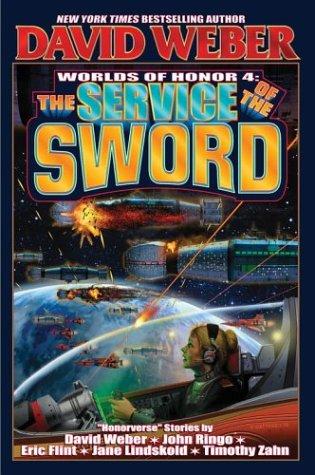 9780743488365: Service Of The Sword: 4 (Honor Harrington)
