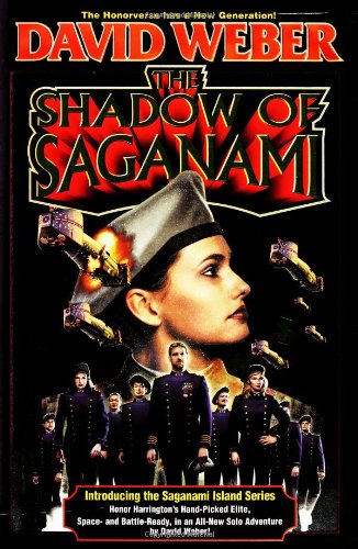 The Shadow of Saganami (The Saganami Island): David Weber
