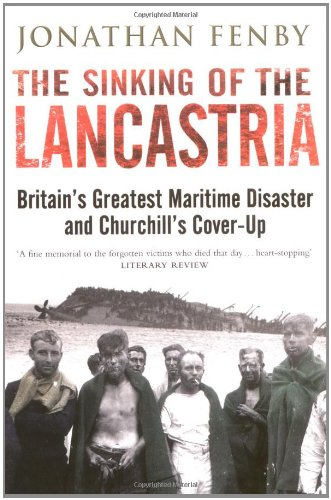 9780743489430: Sinking of the Lancastria