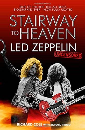 9780743489850: Stairway to Heaven: Led Zeppelin: Uncensored