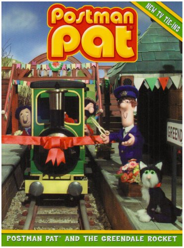 9780743489904: Postman Pat and the Greendale Rocket