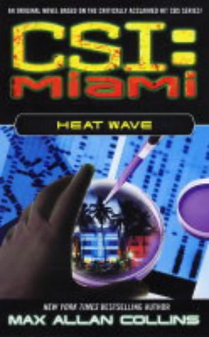 9780743492119: CSI Miami: Heat Wave