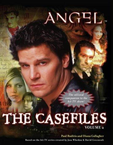 """9780743492331: """"Angel"""": v. 2: The Casefiles (Angel S.)"""