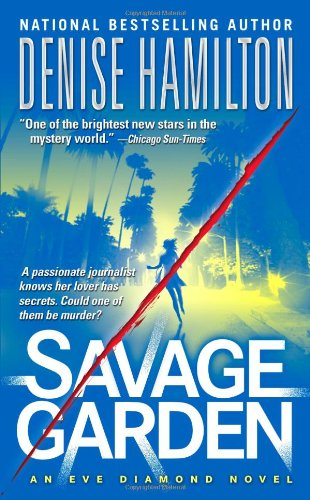9780743492713: Savage Garden: A Novel (Eve Diamond Novels)