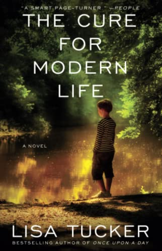 9780743492805: The Cure for Modern Life: A Novel