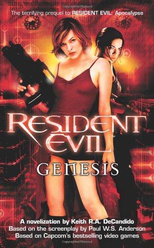 9780743492911: Genesis (Resident Evil (Pocket))