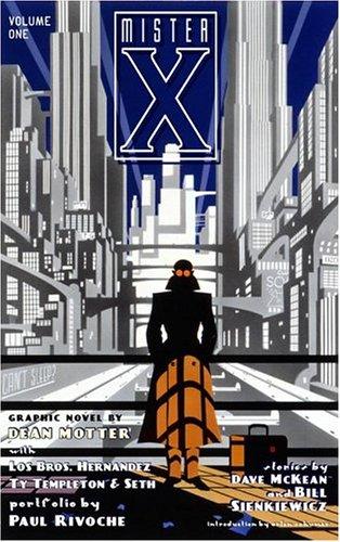 9780743493345: Mr. X Volume 1: Who is Mr. X