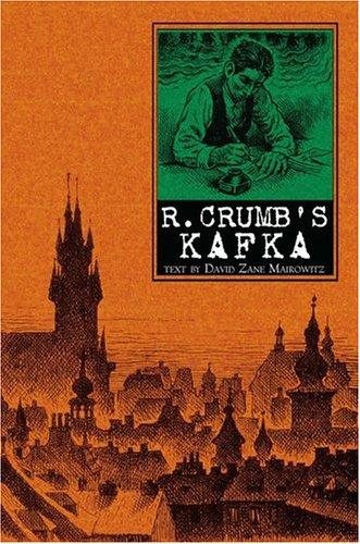 R. Crumb's Kafka: Graphic Novel: Robert R. Crumb