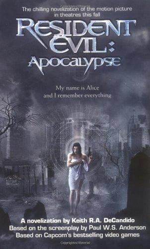 9780743493499: Resident Evil: Apocalypse