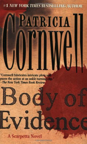 9780743493918: Body of Evidence: A Scarpetta Novel (Kay Scarpetta)