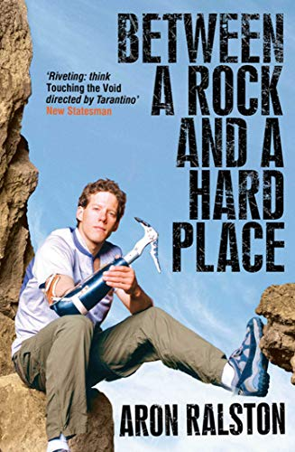 Review Copy First Edition Between a Rock and a Hard Place