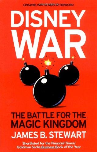 9780743496001: Disneywar: The Battle for the Magic Kingdom