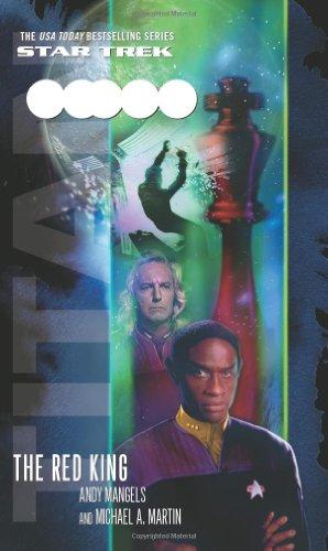 9780743496285: The Red King (Star Trek: Titan, Book 2)