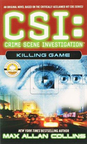 9780743496643: Killing Game (CSI)