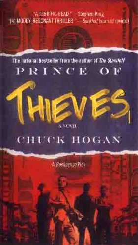 9780743496827: Prince of Thieves: A Novel