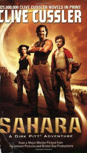 Sahara: A Dirk Pitt Adventure: Cussler, Clive