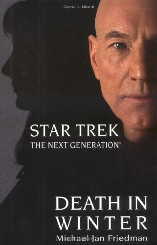 9780743497213: Death in Winter (Star Trek: The Next Generation)