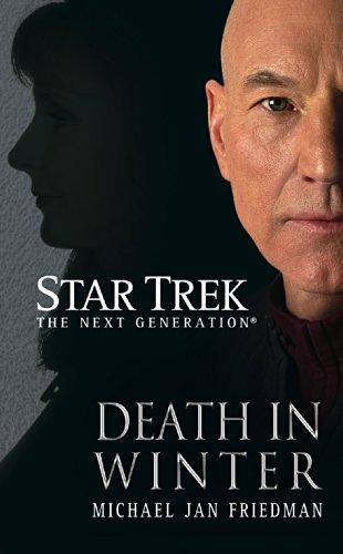 9780743497220: Death in Winter (Star Trek: The Next Generation)
