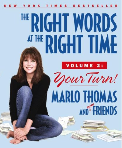 9780743497442: The Right Words at the Right Time Volume 2: Your Turn!