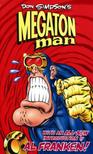 Don Simpson's Megaton Man Volume 1 (v. 1): Don Simpson