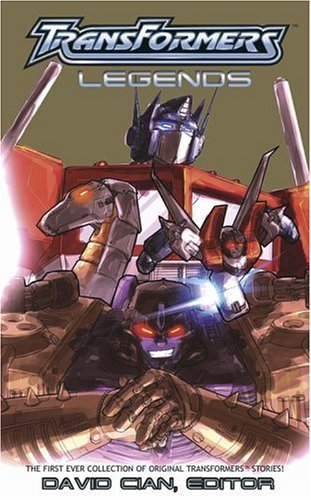 9780743497916: The Transformers Legends