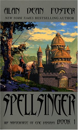 9780743498258: Spellsinger: Book 1