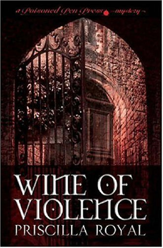 9780743498487: Wine of Violence (Poisoned Pen Press Mysteries)