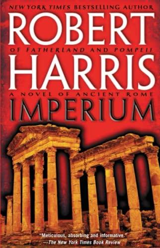 9780743498661: Imperium: A Novel of Ancient Rome