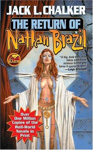 9780743499019: The Return of Nathan Brazil (Well World)