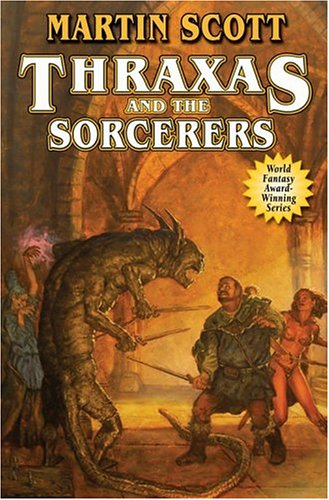 9780743499088: Thraxas and the Sorcerers