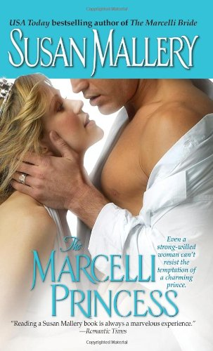 9780743499583: The Marcelli Princess (Marcelli Sisters)