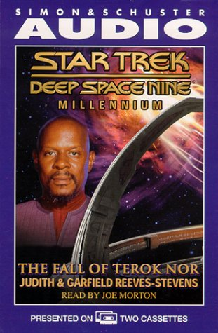 Millennium (Star Trek: Deep Space Nine): The Fall of Terok Nor (0743500105) by Reeves-Stevens, Judith; Reeves-Stevens, Garfield
