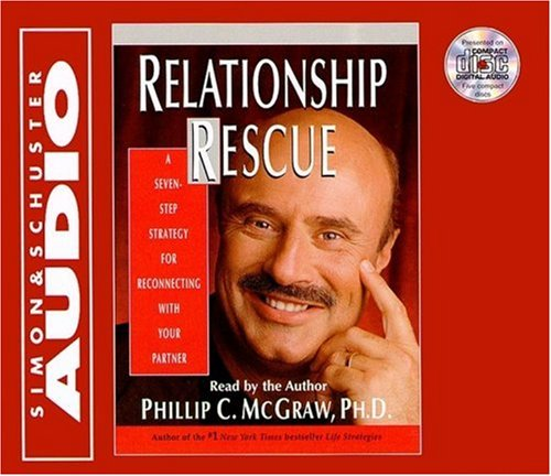 9780743500463: Relationship Rescue: A Seven-Step Strategy for Reconnecting With Your Partner