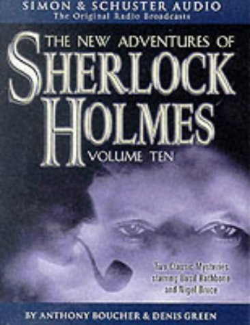 The New Adventures of Sherlock Holmes: v.10: Vol 10 (9780743500746) by [???]
