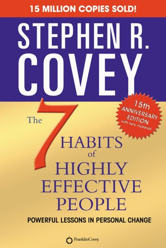 9780743501538: 7 Habits Of Highly Effective People
