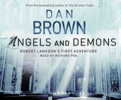 9780743501576: Angels and Demons Audio