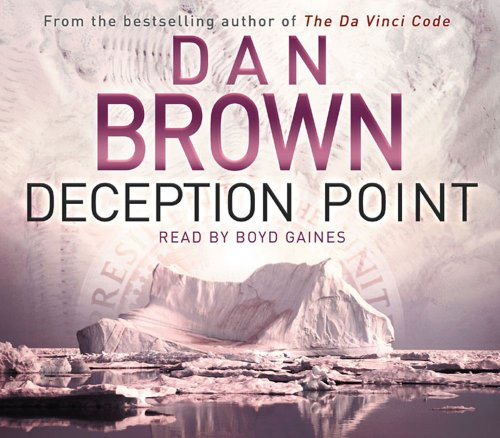 9780743501590: Deception Point (Audio)