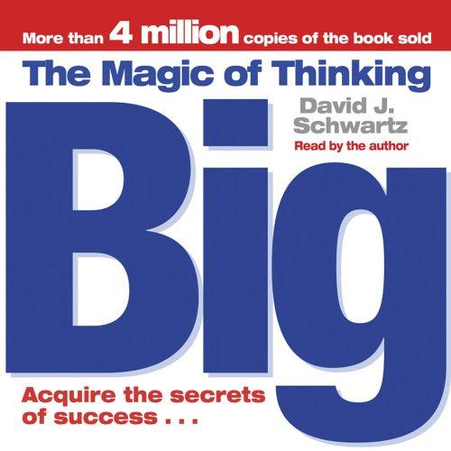 9780743501798: Magic of Thinking Big
