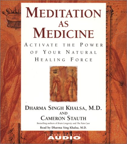 9780743504904: Meditation as Medicine: Activate the Power of Your Natural Healing Force