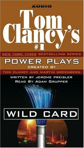 Tom Clancy's Power Plays: Wild Card (0743504992) by Clancy, Tom; Pieczenik, Steve