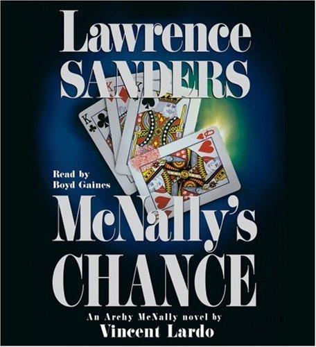 9780743505413: Lawrence Sanders: Mcnally's Chance: An Archy Mcnally Novel (Archy McNally Mystery Series)