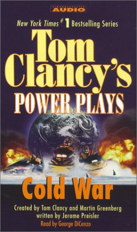 Tom Clancy's Power Plays: Cold War (0743505808) by Tom Clancy