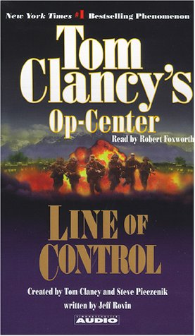 9780743505864: Tom Clancy's Op-Center: Line of Control