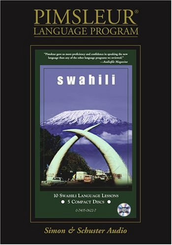 9780743506229: Swahili