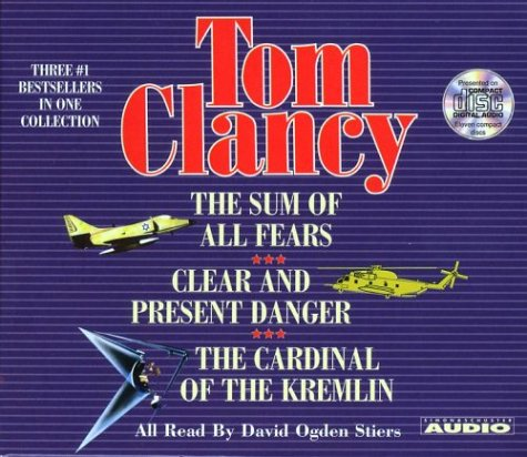 9780743506977: Tom Clancy (Three #1 Bestsellers in One Collection: The Cardinal Of The Kremlin, Clear and Present Danger, The Sum Of All Fears)