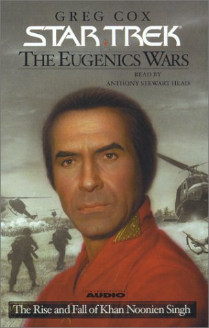 9780743507578: The Rise and Fall of Khan Noonien Singh, Vol. 1 (Star Trek: The Eugenics Wars)